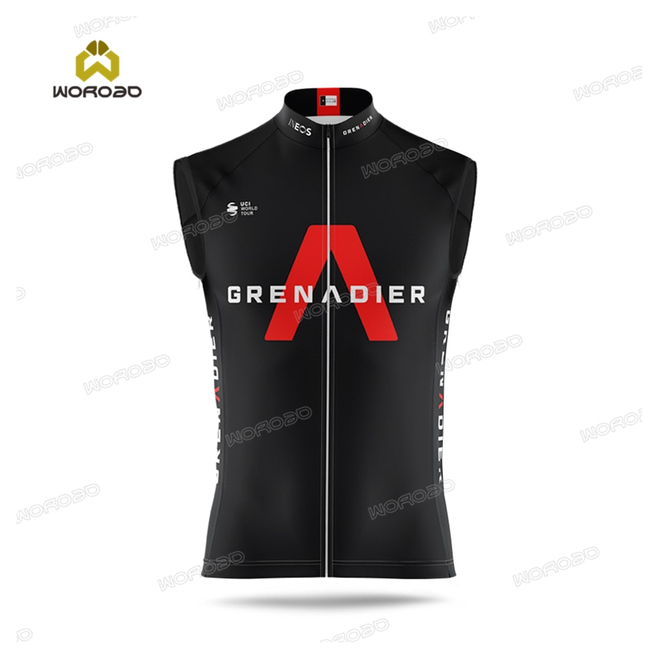 2021 Ineos Sleeveless Bike Jersey Cycling Clothing Pro Team Bicycle Shirt Summer MTB Jacket Quick Dry Ridding Clothes Sportsuit