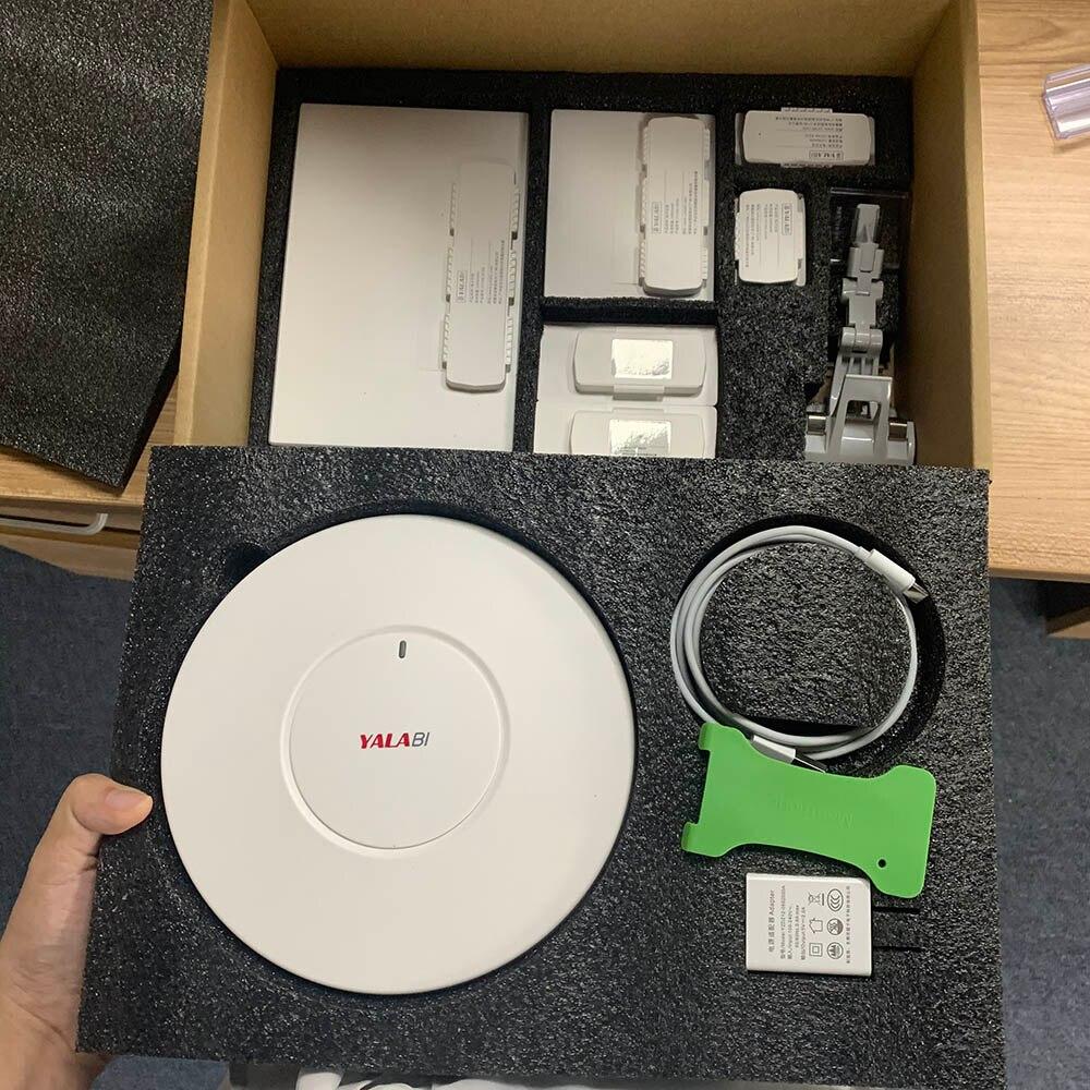 Demo Kit 6PCS YalaTech supermarket wireless E-ink Epaper Display Retail Electronic Shelf Label ESL Wireless Gateway-AP extender enlarge