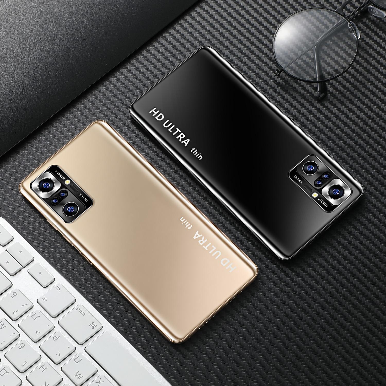 Hot Sale Note 10 5.0 Inch 4+64GB Mini Cell Phone 3800mAh Fingerprint Face Unlock 10 Core Dual SIM+Micro SD Smartphones MTk6889 enlarge