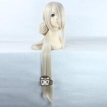 Touken Ranbu Online Imanotsurugi Cosplay Long Wig Synthetic Hair Halloween Role Play