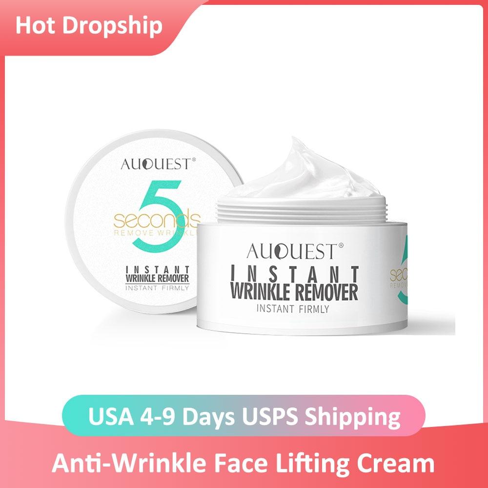 Magic Anti-Wrinkle Cream 5 Seconds Winkle Remover Lifting Facial Cream Hyaluronic Acid Cream Anti Aging Skin Firming Skin Care