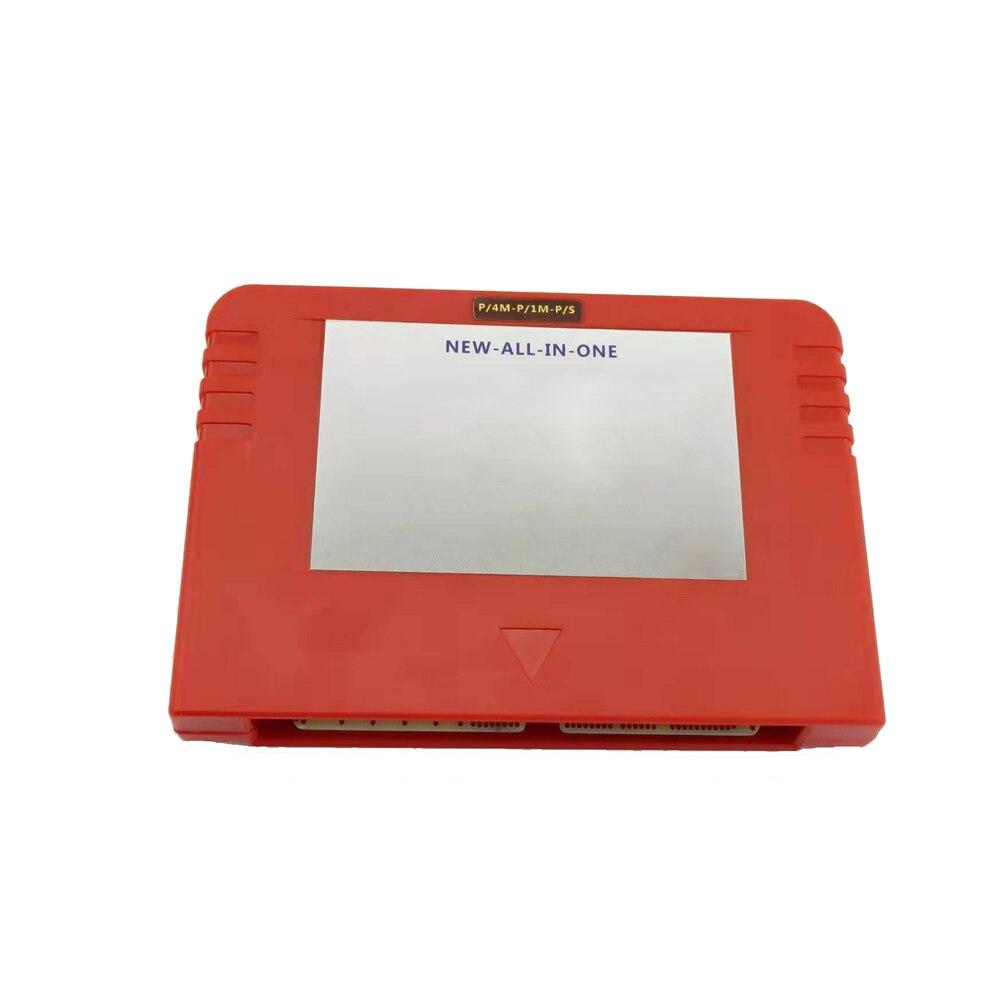 جديد كل في 1 ل سيجا زحل SS Cartriage عمل اعادتها بطاقة القراءة المباشرة 4M مسرع 8MB الذاكرة متعددة الوظائف