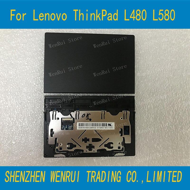 الأصلي الجديد لينوفو ثينك باد L480 L580 لوحة اللمس لوحة الماوس الفرس 01LV553 8SSM10P21447S 01LV552 01LV551