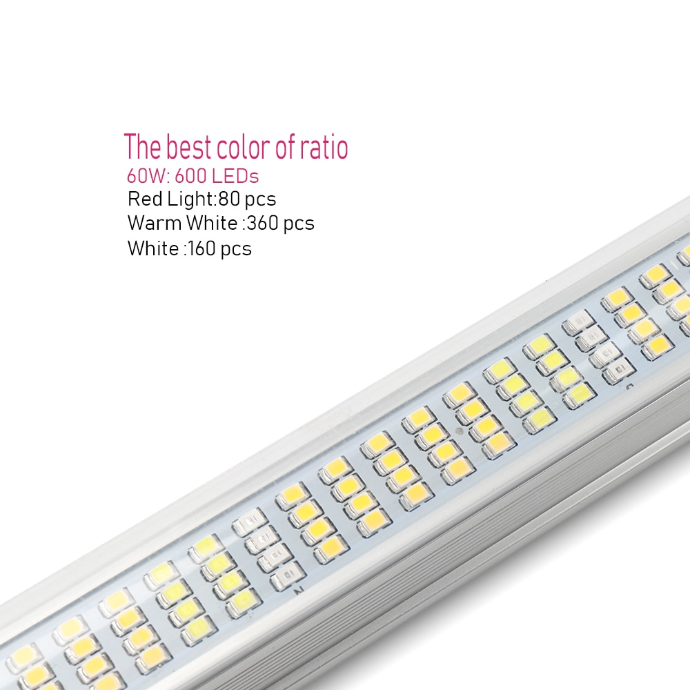 (10pcs/Lot) 120cm T8 LED Grow Light Tube integrated Phyto Grow Bar for Indoor Plant Greenhouse Hydroponics System Grow Tent enlarge