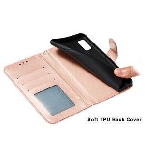 Image 4 - Кожаный чехол бумажник с тиснением для Huawei P30 P40 Mate 20 30 Lite Pro Nova 3i 4 5 5i 6 7 SE 7i, чехол книжка с магнитным слотом для карт, 2021