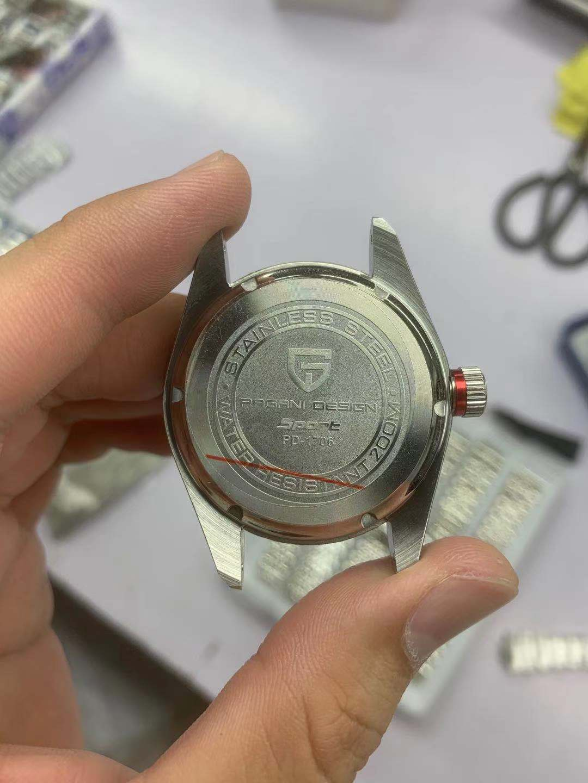 PAGANI DESIGN NH35A Mechancial watch