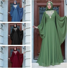 Bangladesz abayas kimono dla kobiet burka arabska sukienka z nadrukiem festa dubaj abaya turecki kaftan islamska odzież sukienka muzułmańska kobiety