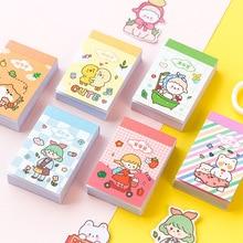 Mohamm 50Pcs Xiaodou Sticker Season2 Stickers Decoratie Scrapbooking Papier Creatieve Stationaire Schoolbenodigdheden