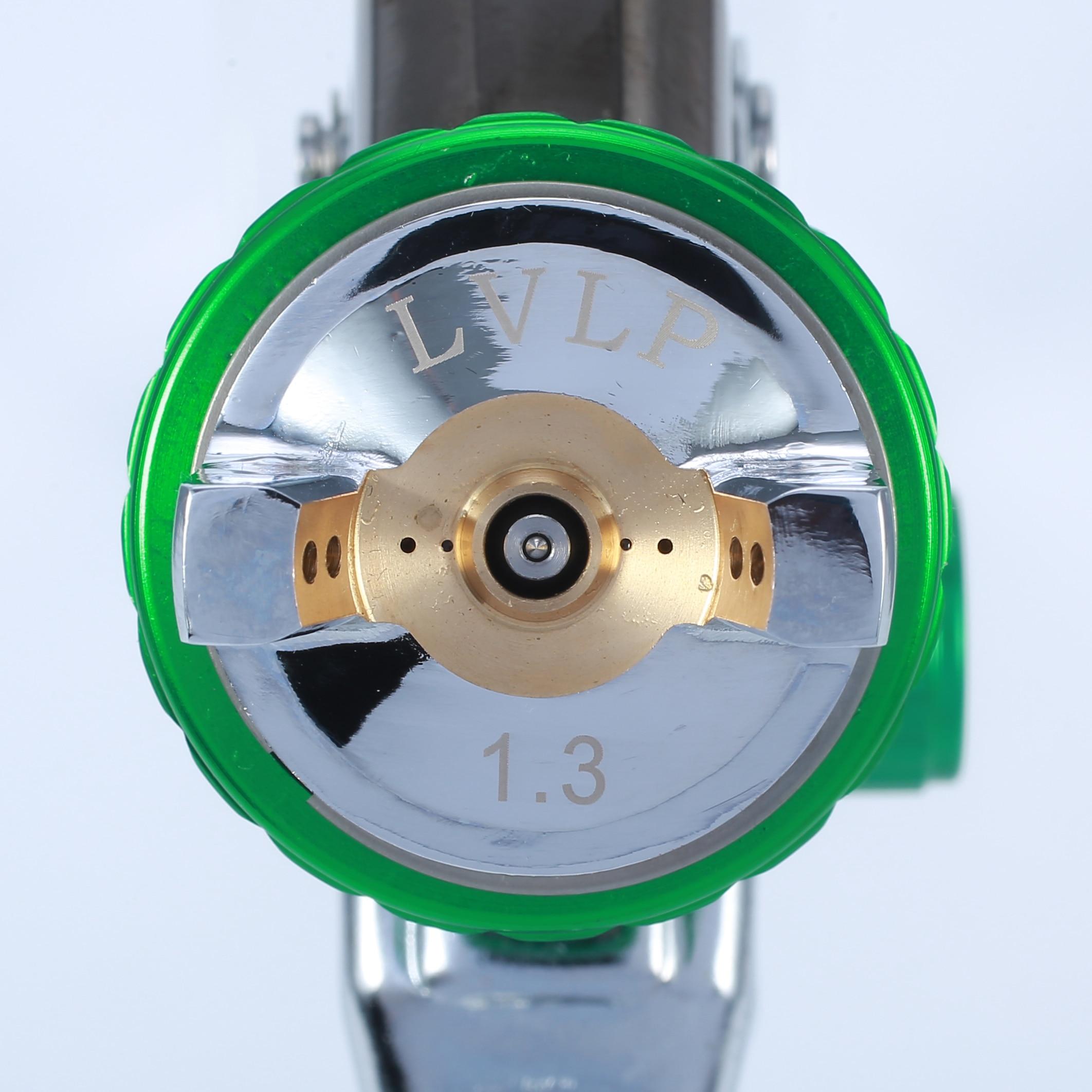 Auarita L898 Professionelle 1,3mm Hvlp Spritzpistole Gravity-Feed Farbe Gun Automotive Sprayer Farbe 600ml
