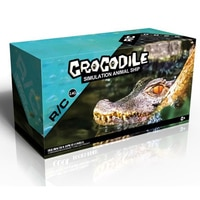Радиоуправляемая голова крокодила для зачистки водоема от рыбаков-конкурентов. #2