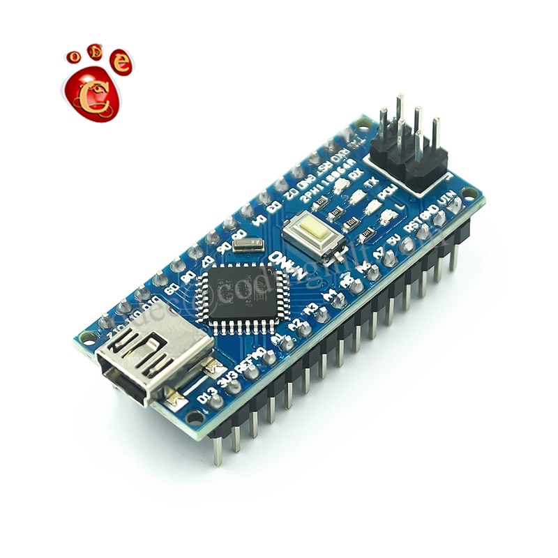 arduino Nano3.0 CH340 ATMEGA328 P USB driver  Mini USB With the bootloader for arduino mini 16Mhz USB driver