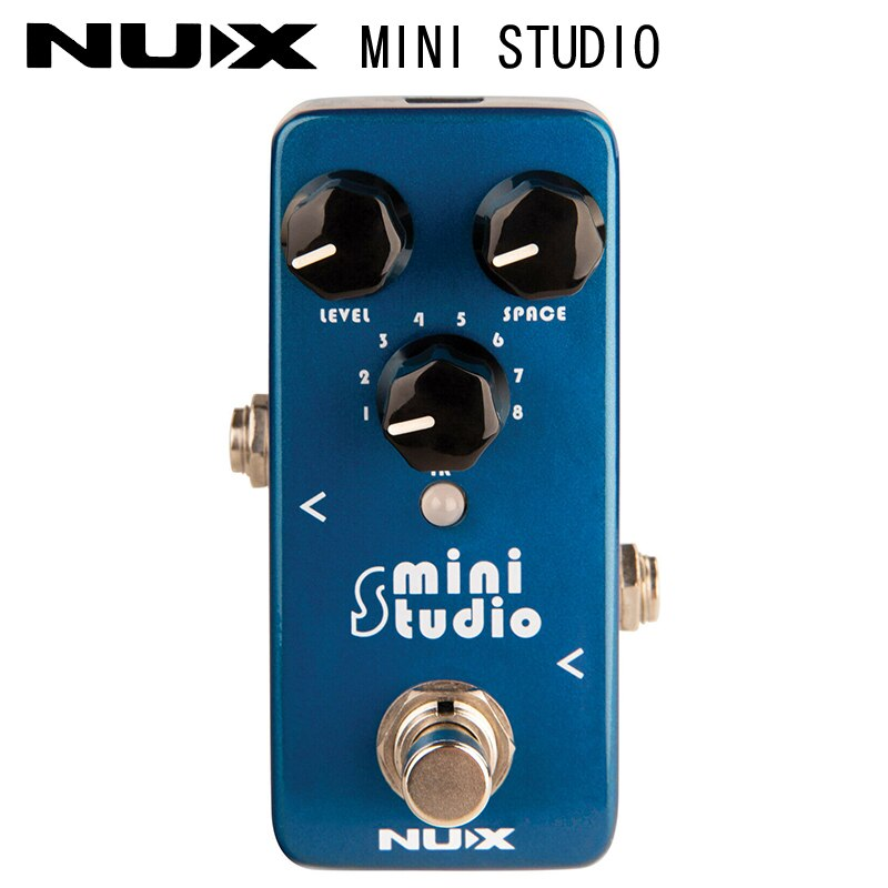 NUX NSS3 Mini Studio Pedal elektrische gitarre pedal