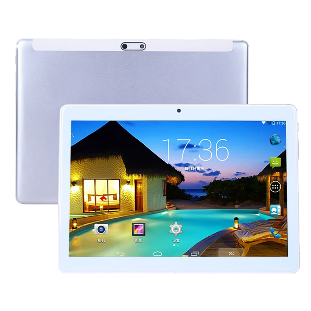 2,5 D Bildschirm Tablet 10.1 Android 8,0 Octa-core Tablet PC 6GB RAM 128GB ROM 8MP WIFI 3G 4G LTE Dual SIM karte GPS FM Bluetooh Mi Pad Netbok
