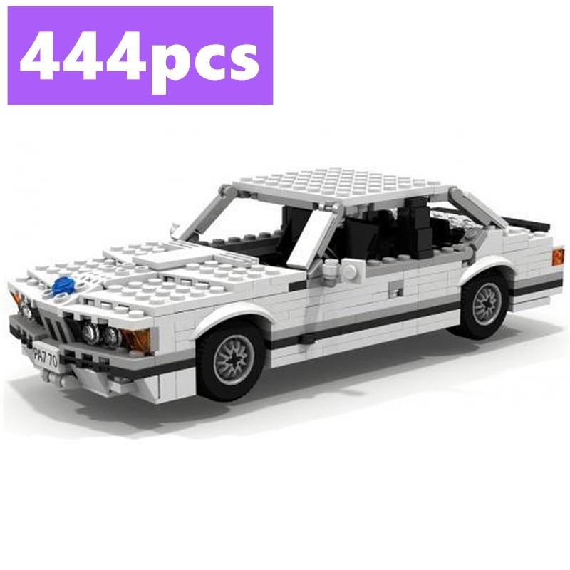 carrinho de brinquedo 635iscopico brinquedo para criancas modelo diy veiculo esportivo