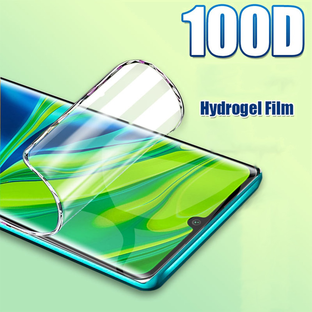 Case For OPPO R17 Pro Hydrogel Film Screen Protector 9H Premium Protective Film Not Tempered Glass