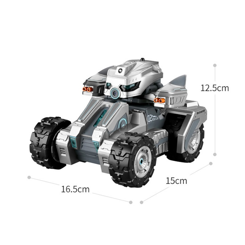 Rc Tank Cars 4wd Toys For Boys Wltoys Radio Controlled Car Wifi 720p Hd Camera High Speed Remote Control Cars Christmas Toys enlarge
