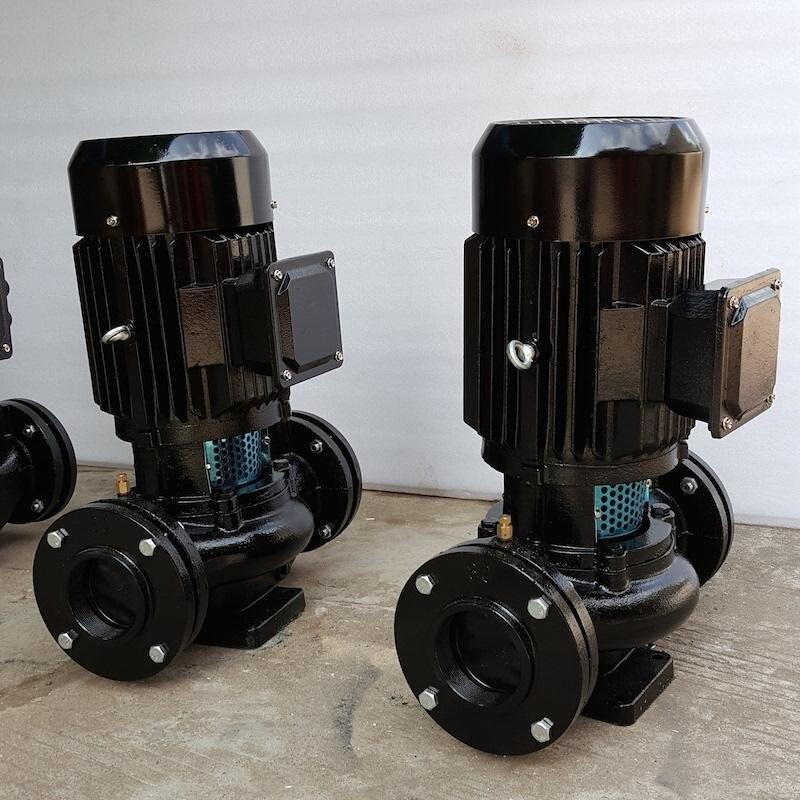 Moteur électrique de pompe à eau