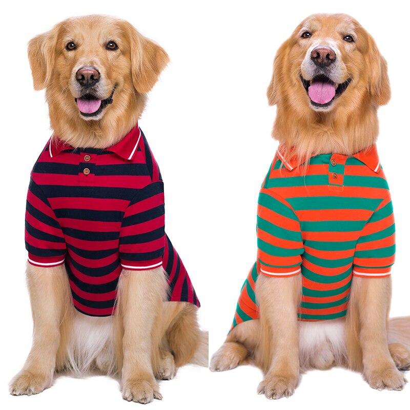 Ropa de perro grande para verano, ropa para perro, camisa, abrigo, Corgi,...