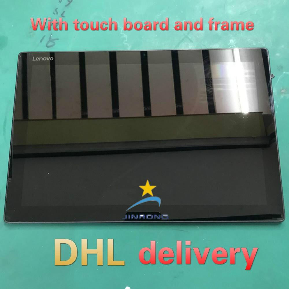"""5D10M42923 Original nuevo completa Lenovo Miix 510-12ISK Tablet (80U1) FHD 12,2 """"LCD LED MONTAJE DE digitalizador con pantalla táctil bisel"""