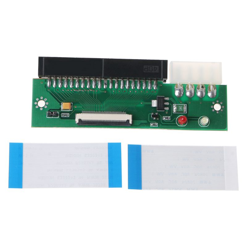 "3,5 ""IDE 40 Pin CE Micro Drive 50 Pin PC convertidor de adaptador con Cable Flex 95AF"