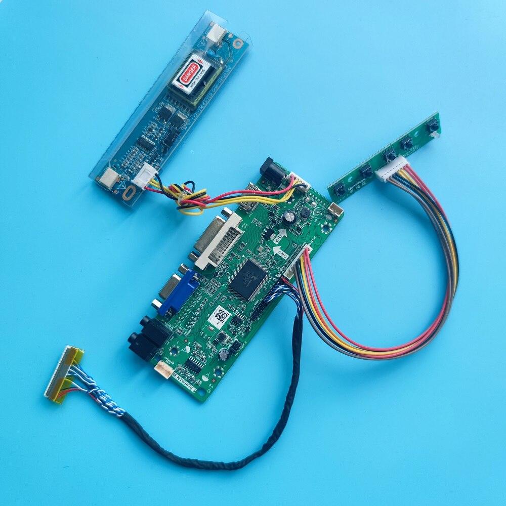M.NT68676 مجموعة لوحة تحكم سائق الشاشة 2 مصابيح CCFL ل M236H1-L07 1920X1080 23.6
