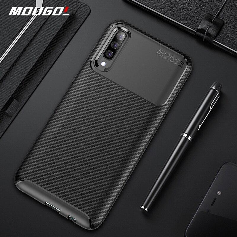 For Xiaomi Mi 9 SE Case Luxury Carbon fiber Cover Shockproof Phone Case On For Mi9 SE Mi 9 Pro Cover Ultra fit Bumper Flex Shell