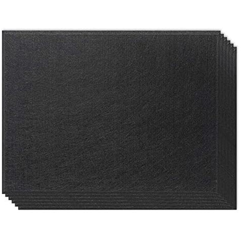 6 Pcs Acoustic Panel,Acoustic Panel to Reduce Echo,Wall Decoration, Home Recording Studio,Beveled Sound-Absorbing Cotton