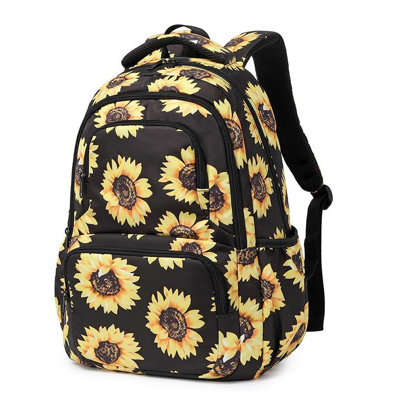 2020 new school bags for girls female laptop backpack usb backbag children backpacks cute cat school