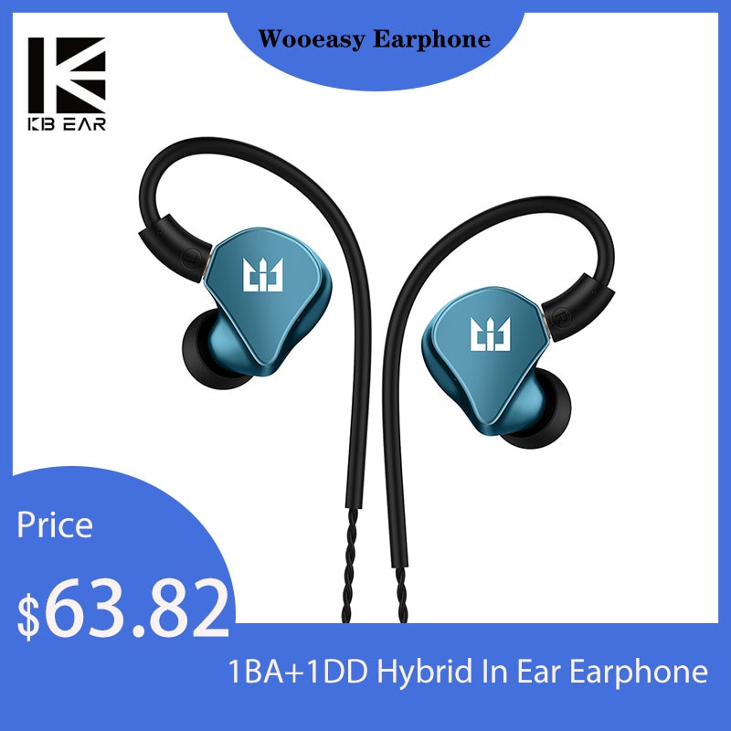 سماعات أذن جديدة طراز TRI I4 1BA + 1DD هايبرد داخل الأذن سماعات رأس من Knowls BA مزودة بمشغل HIFI Bass سماعات دي جي بها شاشات معدنية سماعات أذن ks1