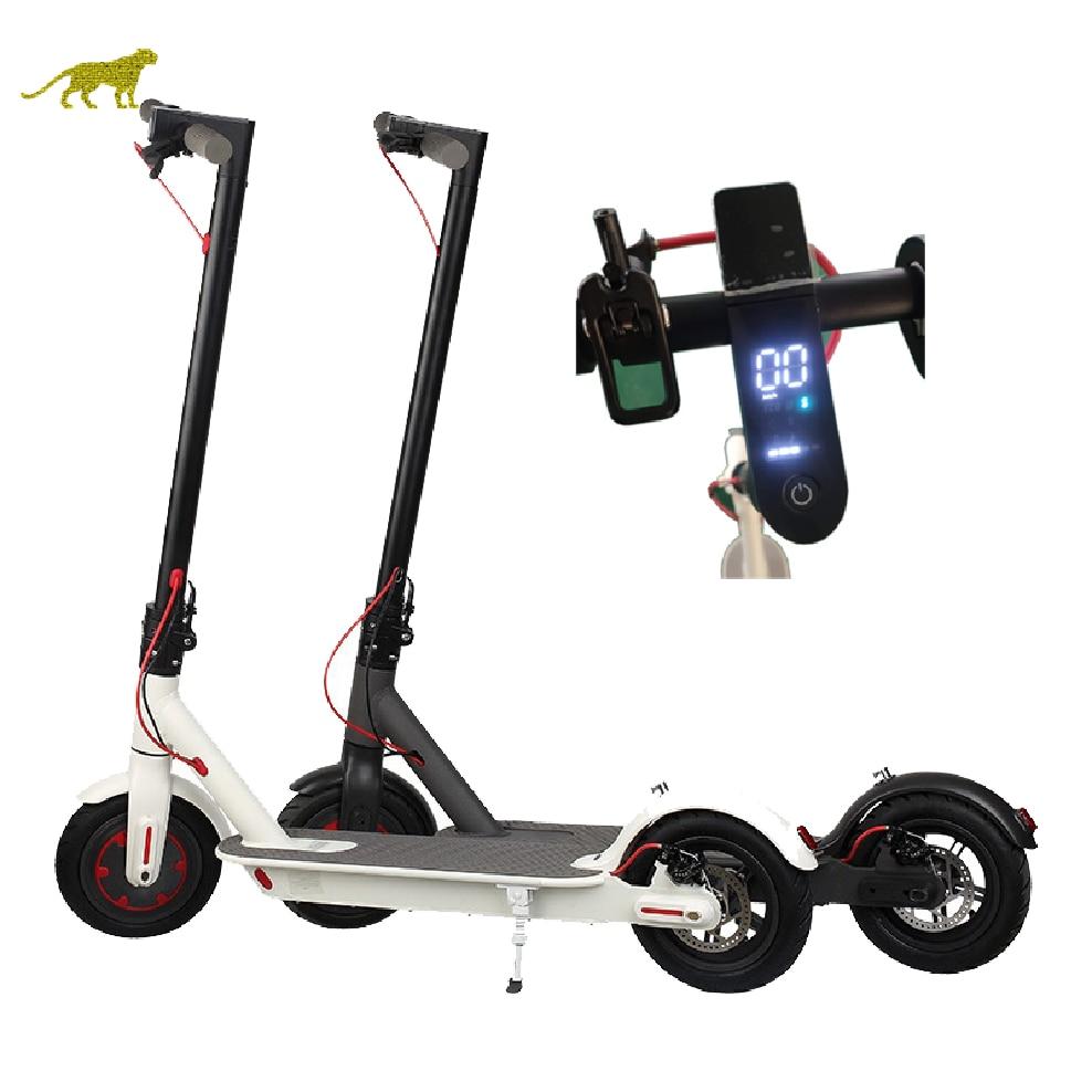 Leon-bicicleta eléctrica M365 PRO para adultos, Patinete eléctrico con batería de litio...