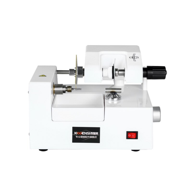 Lens Cuting Machine Cutting Milling Machine Without Water High Speed Lens Mold Cutter Lens Grinding Machine