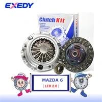 for mazda 6 lf 2 0 original clutch disc clutch plate bearing clutch kit set three pcs set