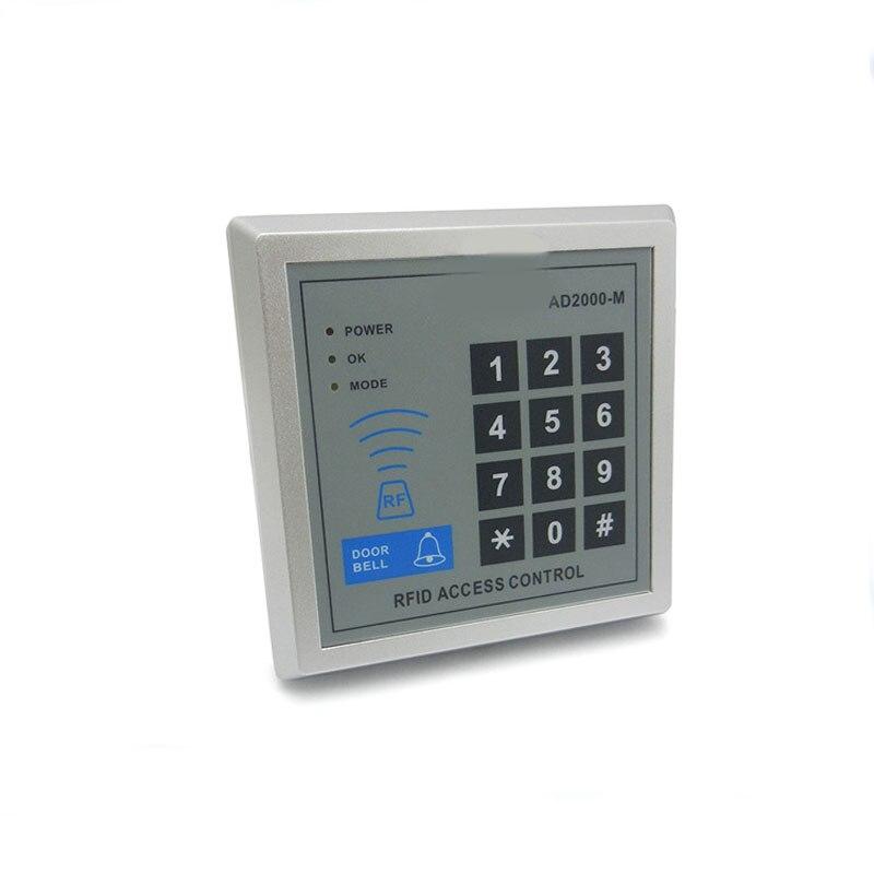 Control de acceso con tarjeta, gestión de acceso con tarjeta, contraseña, 8000