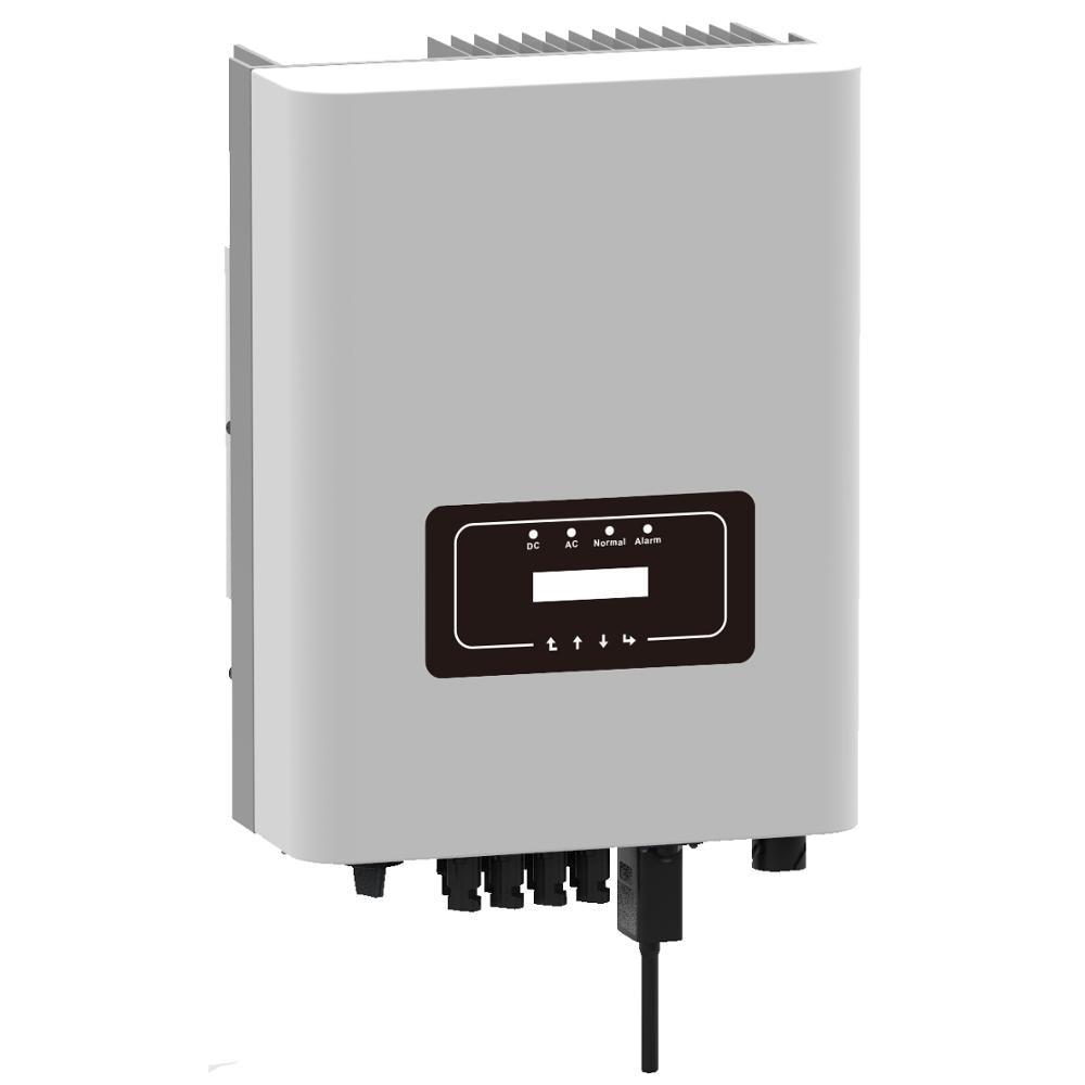 15KW 3 Phase 380Vac MPPT Grid Tie Solar Power Inverter Waterproof IP65, With Wifi+DC Switch+RS232, Optional Anti-Reverse Limiter