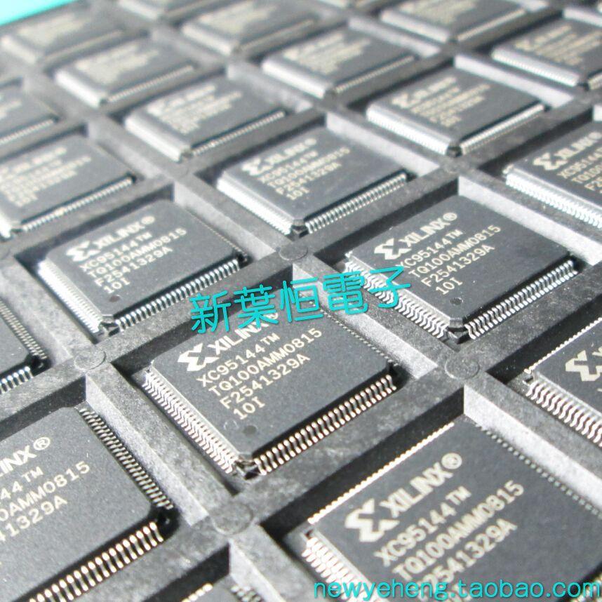 100% Original XC95144-15TQ100I XC95144-15TQG100I
