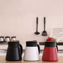 European Style Coffee Maker Insulation Coffee Kettle Italian Mocha Espresso Percolator Pot Storage Coffee Pot Kitchen Tool