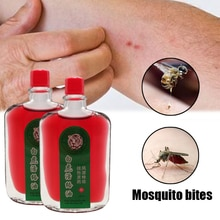 White Tiger Activating Oil  Mosquito Bites Muscles Injury Ankle Hips Legs Hand Pain Relief Liquid Re