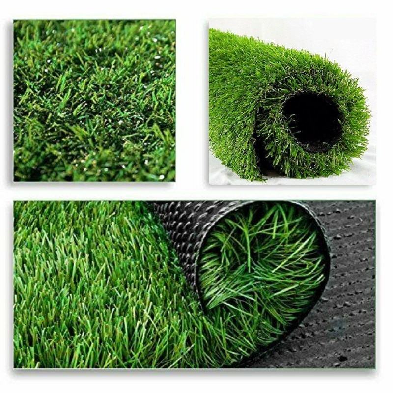 Alfombra Artificial de simulación, alfombra para suelo, alfombra verde Artificial para césped, césped Artificial para interiores y exteriores