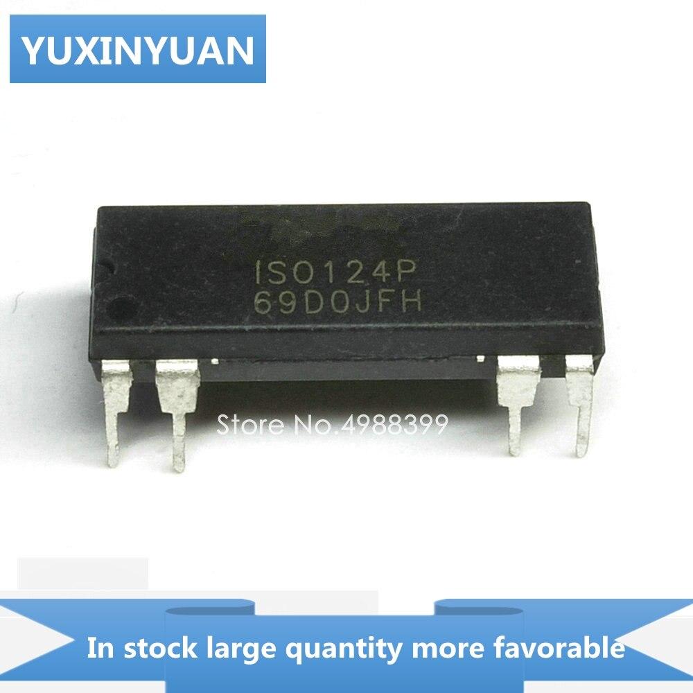 1 unids/lote ISO124P ISO124 ISO 124P SO124P O124P DIP8 en stock