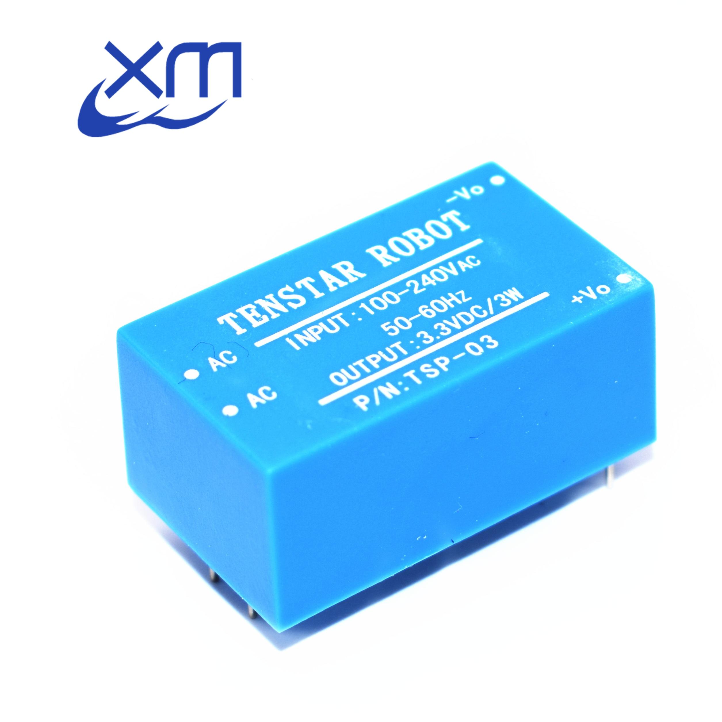 TSP-03 reemplazar HLK-PM03 AC-DC 220V a 3,3 V paso módulo de fuente de alimentación Buck inteligente interruptor para el hogar convertidor