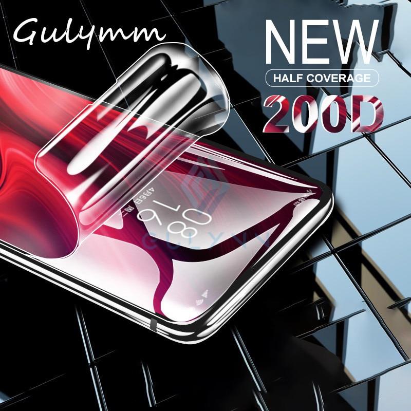 200D изогнутая Гидрогелевая пленка для Xiao mi Red mi 8A 7A Note 5 6 7 8 Pro mi 9 9T полная Защита экрана для K20 Pro мягкая пленка не стекло