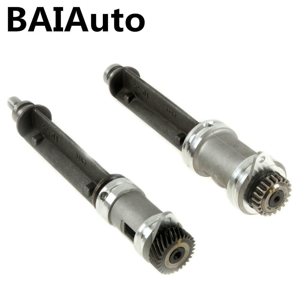 Kit de reparación de eje de equilibrio de mantenimiento de eje equilibrado 2 piezas para VW Volkswagen Golf Jetta Passat AUDI A4 A5 Q5 2,0 T 06 198 H 205 N