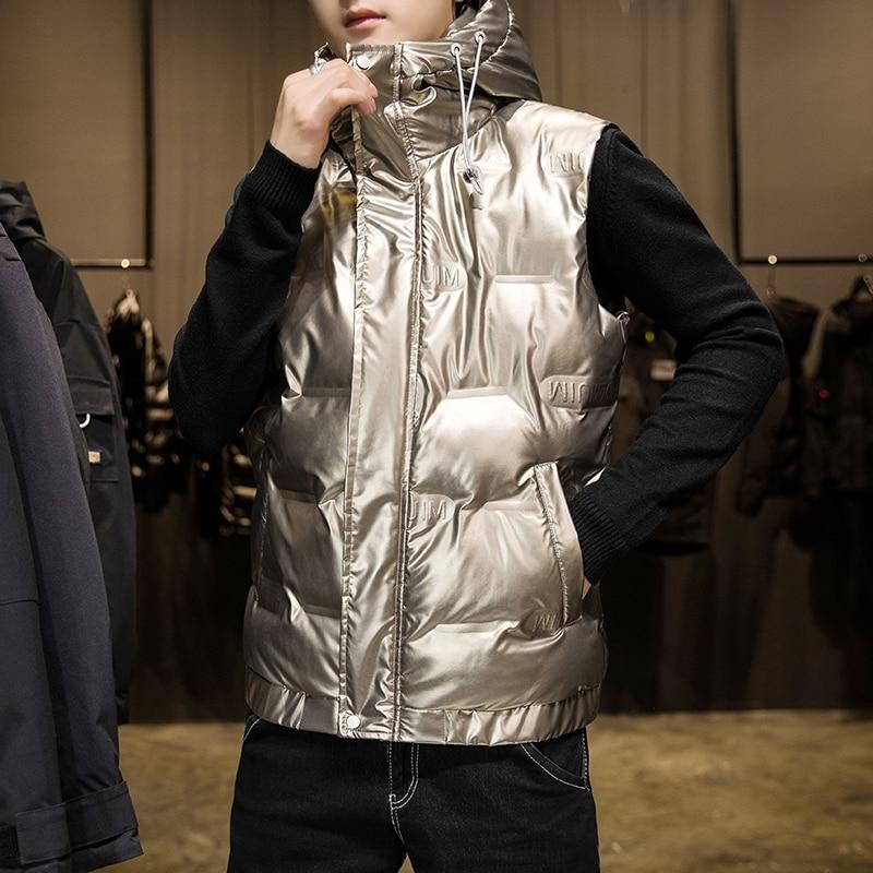 2021 новый бренд зима 90% пуховик парка для водонепроницаемой мужской одежды верхняя одежда осень и зима мужской жилет ветровка