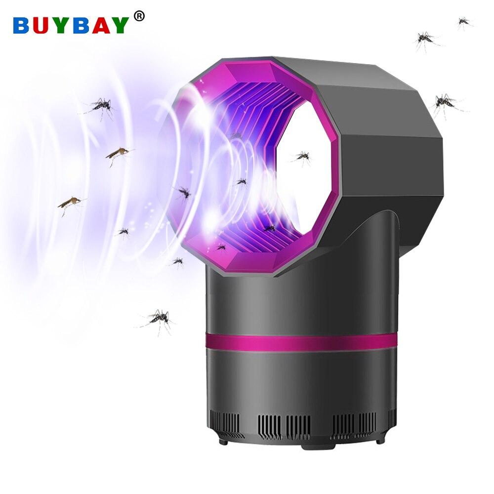 СВЕТОДИОДНЫЙ Электрический светильник для защиты от комаров USB, ночник, УФ-светильник, защита от мух, от комаров, ловушка для насекомых