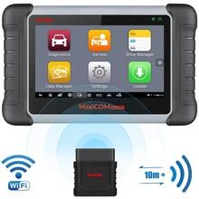 Автомобильный диагностический инструмент Autel MK808BT, диагностический инструмент OBD2, сканер ключей, программатор OBD2, Wifi, автомобильный инструмент, диагностические функции EPB/IMMO/DPF/SAS/TMPS