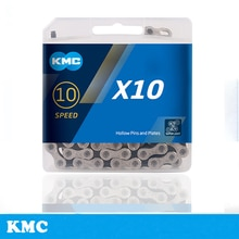 KMC Origina X10.93 Fietsketting 10 20 30 Speed Mountainbike Ketting X10 MTB Racefiets 116L Kettingen Onderdelen