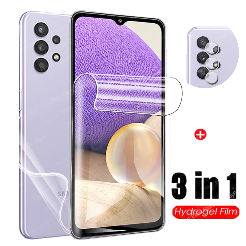 3-in-1-hydrogel-film-for-samsung-galaxy-a32-full-screen-protector-for-samsung-a52-a31-a51-camera-lens-protective-film-not-glass