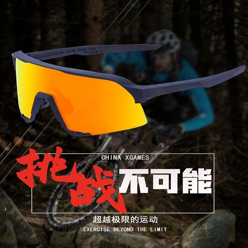 Óculos de Sol Acessórios da Bicicleta Polarizado Homem Ciclismo Photochromatic Moda Luxo Óculos Occhiali Bd50cs