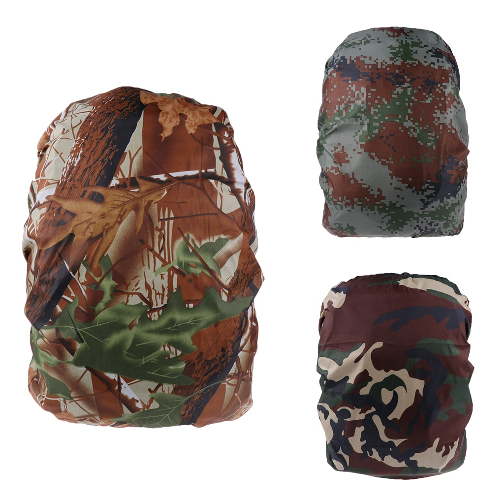 Waterproof Double Shoulder Sport Bag Backpack for Camping Hiking Climbing