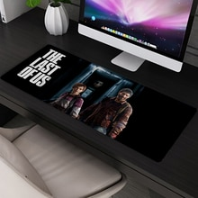 Mouse pad THE LAST OF US gamer carpet notbook computer mousepad gaming mouse pads gamer keyboard mou